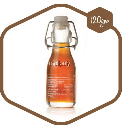 Melipoly Multiflora Honey 120GM