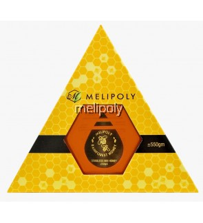 Melipoly Stingless Bee Honey 550GM