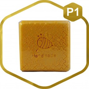 Honey Propolis 100% Organic Handcrafted Soap