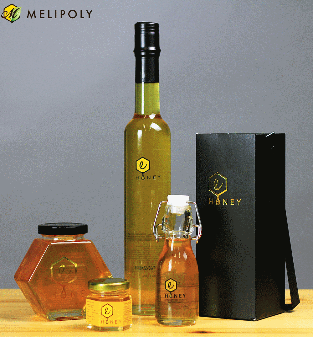 Melipoly Organic & Pure Honey